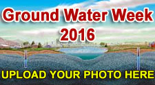 Ground Water Week 2016 @ RSCL