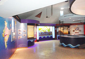 Water Gallery at Regional Science City, Lucknow